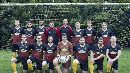 Hockering Football Club had £200 worth of match balls stolen. Picture: Supplied by Hockering FC.