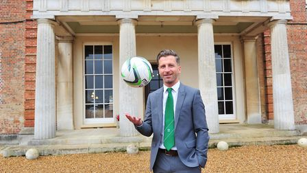 Darren Eadie is hosting the Norfolk Sports Awards Picture: Archant