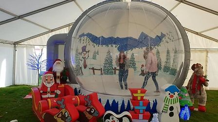 Cribs and Bibs is staging a Christmas Extravaganza with the Sentinel Leisure Trust at Great Yarmouth