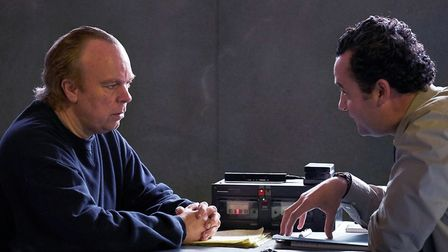 A scene from the Interrogation Picture: Channel 4