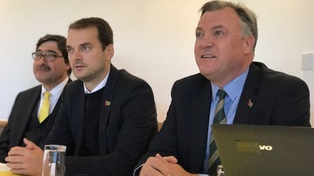 Stuart Webber was brought in by Norwich City's board to trigger a sea change at Carrow Road Picture: