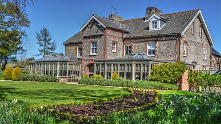 """Morston Hall near Holt which has made The Sunday Times """"100 Best British Hotels"""" list. Picture Archa"""