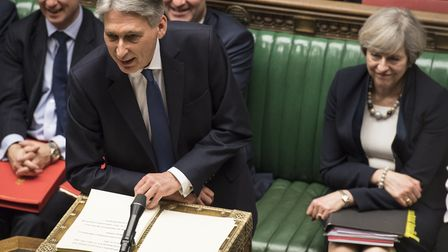 Chancellor of the exchequer Philip Hammond is due to announce the 2018 Autumn Budget on Monday, Octo