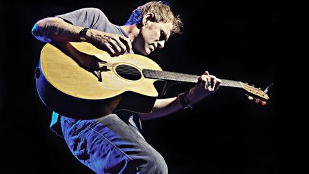 Martyn Hoseph will be performing at The Assembly House. Picture: Shiyin Gu