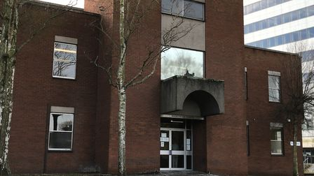 Ipswich Magistrates Court. Picture: ARCHANT