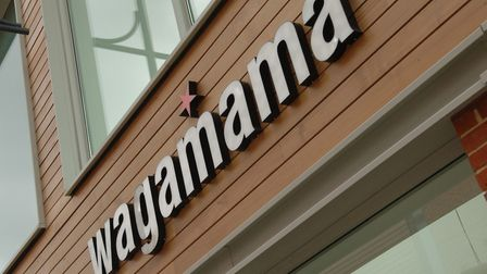 Wagamama noodle bar at Chapelfield shopping centre in Norwich. Photo: Paul Hewitt