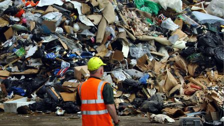 New recycling centres could be built in Norwich and Wymondham. Photo: Bill Smith.