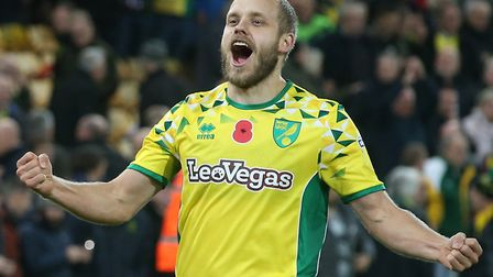 Teemu Pukki has been the main man for Norwich City since signing on a free transfer from Brondby thi