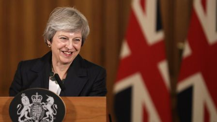 Life would be easier for Theresa May if she wasn't a woman, says Liz Nice. Picture Matt Dunham/PA Wi