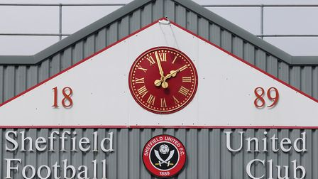 Sheffield United's football ground Bramall Lane. Picture by Paul Chesterton/Focus Images Ltd +44 790