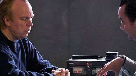 A scene from The Interrogation of Tony Martin. Picture: Channel 4