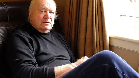 Tony Martin pictured on the 15th anniversary of the Bleak House shootings. Picture: Chris Bishop