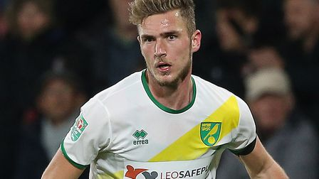 Dennis Srbeny played the full 90 minutes as City were knocked out of the Carabao Cup at the Vitality