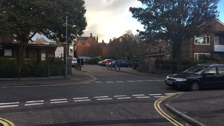 Police are investigating the death of a man at a property in Townshend Close, Great Yarmouth. Photo: