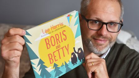 Lee Harris. 'Although its aimed at children, if parents read it at bedtime its a gentle reminder to