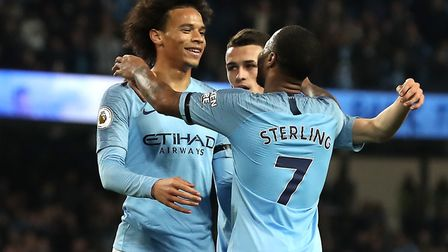 Premier League leaders Manchester City are the only English club ahead of Norwich in the European fo