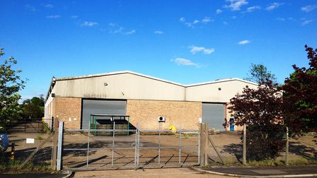 The warehouse at Brunel Way in Thetford, which has been let. Picture: Barker Storey Matthews.