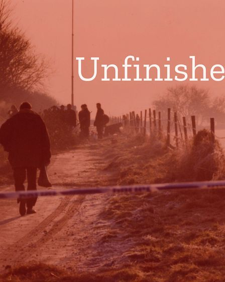 The Unfinished podcast explores East Anglia's cold cases, starting with the death of schoolgirl Joha