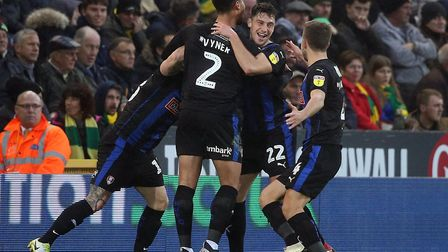 Richie Towell and Rotherham United got some early joy at Carrow Road against Norwich City and they'
