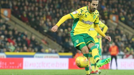 Mario Vrancic has certainly had his patience tested this season, in waiting for first-team chances f
