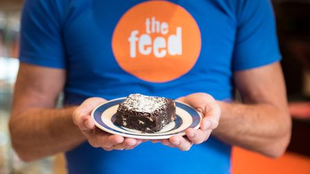 The Feeds new café on Prince of Wales Road in Norwich that opened following a successful crowd fundi