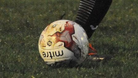 Long Stratton went top of the Anglian Combination Premier Division with a 2-1 win over Norwich CEYMS