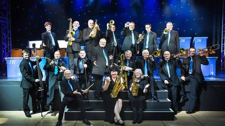 The Jonathan Wyatt Big Band are returning to the Forum, for their festive extravaganza Swing Into Ch