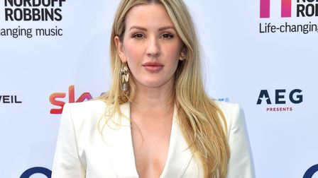 Ellie Goulding attending the Nordoff Robbins O2 Silver Clef Awards 2018, held at Grosvenor House Hot