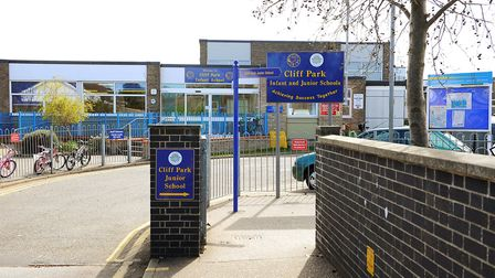 Cliff Park Infant School and Cliff Park Junior School are joining the Ormiston Academies Trust. Pict