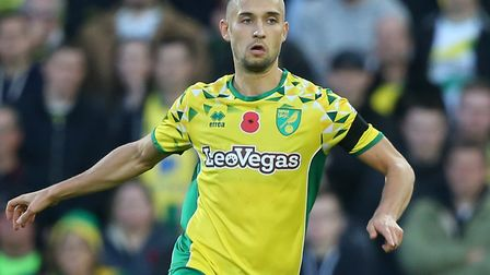 There was a Moritz Leitner shaped hole in Norwich City's team at Hull Picture: Paul Chesterton/Focus