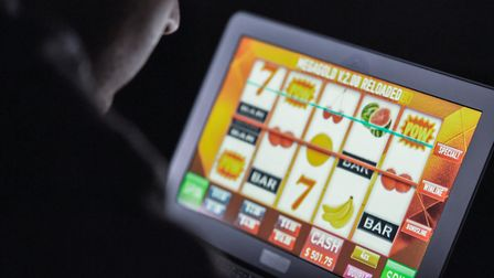 The father blew the money on online slot machines. Photo: Getty Images/iStockphoto