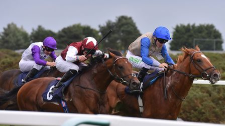 As a VIP member of the online casinos, he was taken to horse race meetings in the UK and Dubai. Phot