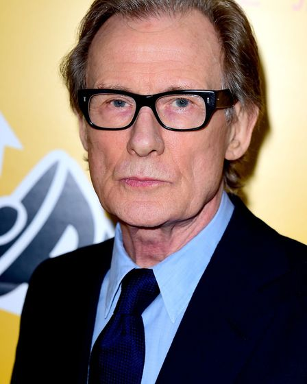 Bill Nighy. Picture: Ian West/PA Wire