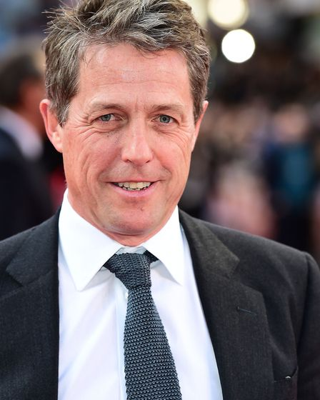Hugh Grant. Picture: Ian West/PA Wire