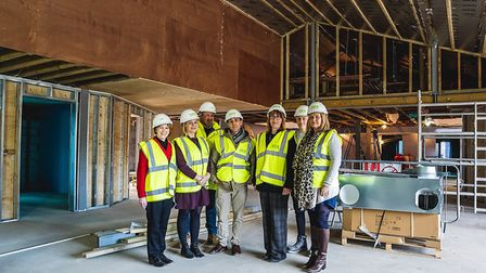 Chatterton House is getting a new ward, with a local name. Samphire Ward. Photo: NSFT