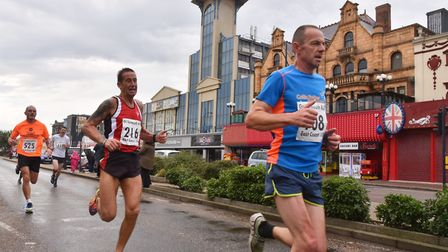 A survey has shown more than 40pc of Yarmouth people say they do not have time to exercise. Picture: