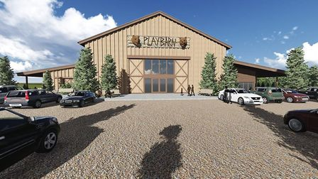Worzals Bar and Grill have had the green light for a £3m expansion project. Photo: Swann Edwards Arc