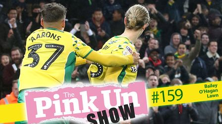 The latest edition of The PinkUn Show sees TV commentator Dano O'Hagan and Along Come Norwich's Andy