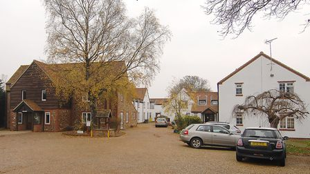 The Lower Farm Care with Nursing Home in King's Lynn Picture: Chris Bishop
