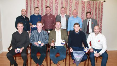 Division Six winners Sandringham Picture: CECIL AMEY