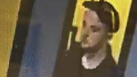 Norfolk Police are searching for two men connected with the theft of £95 from Waterworld and Breckla