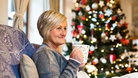 Pop to a neighbours for a cup of tea, or invite them round. Picture Getty Images