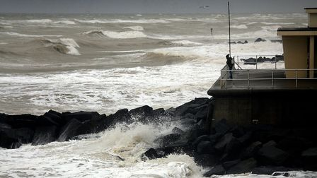 Norwich-based forecaster Weatherquest said the countys coast will bear the brunt of the bad weather,