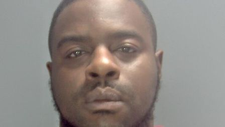 Marcel Osei-Ababio was jailed for 5years 6 months. Picture: Norfolk Contabulary