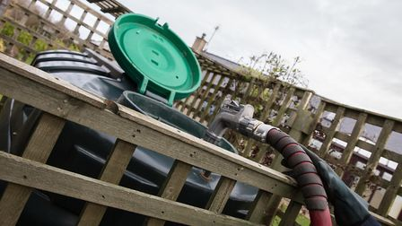 Homeowners and business are being urged to takle extra precautions to secure their heating oil tanks