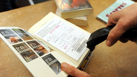 Library services across East Anglia are facing a squeeze in funding as council look to juggle financ