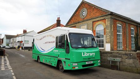 Cuts have been agreed for Norfolk's mobile libraries that will see two fewer vehicles and some stops
