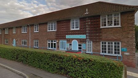 Norwich City Council's offices on Bullard Road, which could be turned into housing. Picture: Google