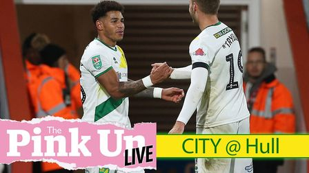 Follow our live coverage as Norwich City look to continue their stunning EFL Championship form, when
