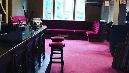 The old Fisher's Hotel has been cleared out and the contents donated ahead of the spring opening of